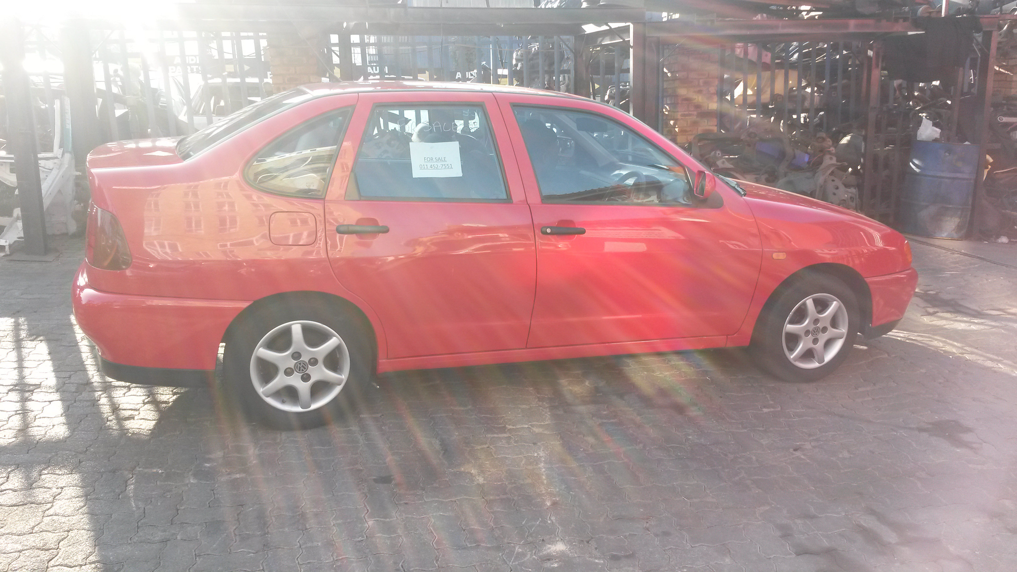 bishops auto spares vw polo classic for sale. Black Bedroom Furniture Sets. Home Design Ideas